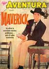 Cover for Aventura (Editorial Novaro, 1954 series) #151
