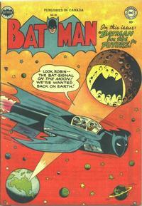 Cover Thumbnail for Batman (Simcoe Publishing & Distribution, 1949 series) #59