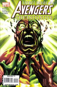 Cover Thumbnail for Avengers: The Initiative (Marvel, 2007 series) #19