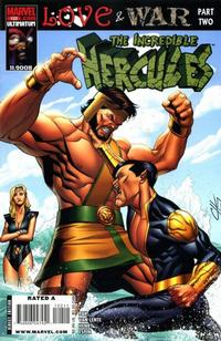 Cover Thumbnail for Incredible Hercules (Marvel, 2008 series) #122 [Cover A]