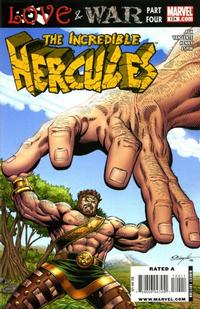 Cover Thumbnail for Incredible Hercules (Marvel, 2008 series) #124