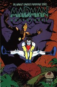 Cover Thumbnail for Madman Adventures (Tundra, 1992 series) #2