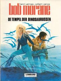 Cover Thumbnail for Bob Morane (Le Lombard, 1975 series) #5 - De tempel der dinosaurussen
