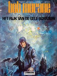 Cover Thumbnail for Bob Morane (Le Lombard, 1975 series) #6 - Het rijk van de Gele Schaduw