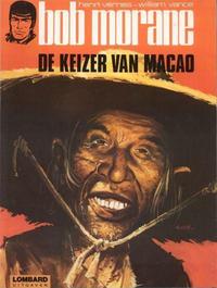Cover Thumbnail for Bob Morane (Le Lombard, 1975 series) #[8] - De keizer van Macao