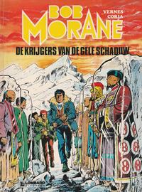 Cover Thumbnail for Bob Morane (Le Lombard, 1975 series) #11 - De krijgers van de Gele Schaduw