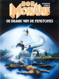 Cover Thumbnail for Bob Morane (Le Lombard, 1975 series) #19 - De draak van de Fenstones