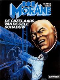 Cover Thumbnail for Bob Morane (Le Lombard, 1975 series) #20 - De gijzelaar van de Gele Schaduw
