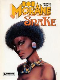 Cover Thumbnail for Bob Morane (Le Lombard, 1975 series) #21 - Snake