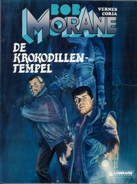 Cover Thumbnail for Bob Morane (Le Lombard, 1975 series) #23 - De krokodillentempel