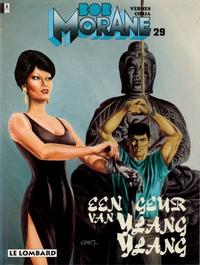 Cover Thumbnail for Bob Morane (Le Lombard, 1975 series) #29 - Een geur van Ylang-Ylang
