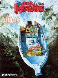 Cover Thumbnail for Bob Morane (Le Lombard, 1975 series) #30 - Alias M.D.O.