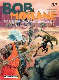 Cover Thumbnail for Bob Morane (Le Lombard, 1975 series) #32 - Het dal van de brontosaurussen