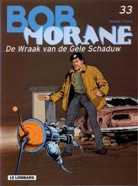 Cover Thumbnail for Bob Morane (Le Lombard, 1975 series) #33 - De wraak van de Gele Schaduw