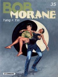 Cover Thumbnail for Bob Morane (Le Lombard, 1975 series) #35 - Yang = Yin