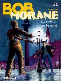Cover Thumbnail for Bob Morane (Le Lombard, 1975 series) #36 - De farao van Venetië
