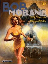 Cover Thumbnail for Bob Morane (Le Lombard, 1975 series) #37 - Het oog van de iguanodon