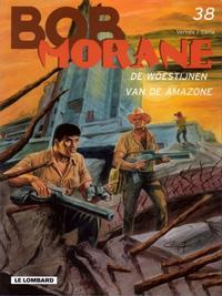 Cover Thumbnail for Bob Morane (Le Lombard, 1975 series) #38 - De woestijnen van de Amazone