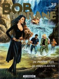 Cover Thumbnail for Bob Morane (Le Lombard, 1975 series) #39 - De panter van de hoogvlakten