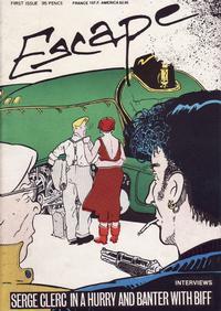 Cover Thumbnail for Escape (Escape Publishing, 1983 series) #1