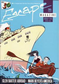 Cover Thumbnail for Escape (Escape Publishing, 1983 series) #2