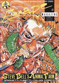 Cover Thumbnail for Escape (Escape Publishing, 1983 series) #6