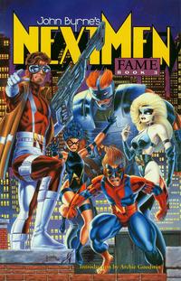 Cover Thumbnail for John Byrne's Next Men (Dark Horse, 1993 series) #3