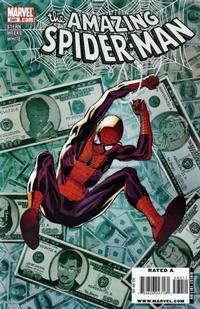 Cover Thumbnail for The Amazing Spider-Man (Marvel, 1999 series) #580
