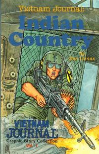 Cover Thumbnail for Vietnam Journal: Indian Country (Apple Press, 1990 series) #1
