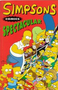 Cover Thumbnail for Simpsons Comics Spectacular (HarperCollins, 1995 series)