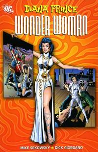 Cover Thumbnail for Diana Prince: Wonder Woman (DC, 2008 series) #3