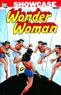 Cover Thumbnail for Showcase Presents: Wonder Woman (DC, 2007 series) #2