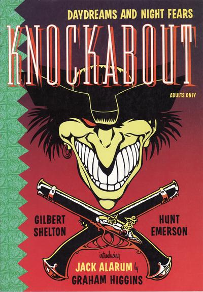 Cover for Knockabout Comics (Knockabout, 1980 series) #12