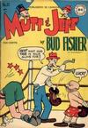 Cover for Mutt and Jeff (National Comics Publications of Canada Ltd, 1948 series) #33