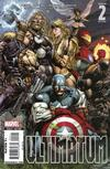 Cover for Ultimatum (Marvel, 2009 series) #2