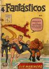 Cover for Los 4 Fantásticos (Editora de Periódicos La Prensa S.C.L., 1962 series) #4