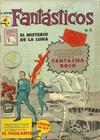 Cover for Los 4 Fantásticos (Editora de Periódicos La Prensa S.C.L., 1962 series) #13