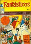 Cover for Los 4 Fantásticos (Editora de Periódicos La Prensa S.C.L., 1962 series) #40