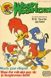 Cover for Woody Woodpecker (Semic Press, 1976 series) #18