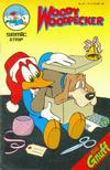 Cover for Woody Woodpecker (Semic Press, 1976 series) #81
