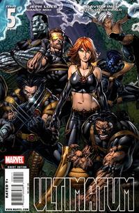 Cover Thumbnail for Ultimatum (Marvel, 2009 series) #5
