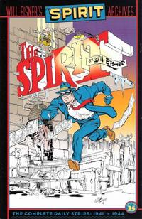 Cover Thumbnail for Will Eisner's The Spirit Archives (DC, 2000 series) #25