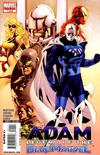 Cover for Adam: Legend of the Blue Marvel (Marvel, 2009 series) #1
