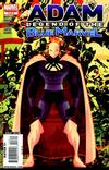 Cover for Adam: Legend of the Blue Marvel (Marvel, 2009 series) #3