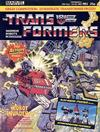 Cover for Transformers (Marvel UK, 1984 series) #1