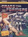 Cover for Transformers (Marvel UK, 1984 series) #2