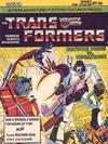 Cover for Transformers (Marvel UK, 1984 series) #4