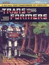 Cover for Transformers (Marvel UK, 1984 series) #9