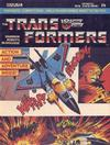 Cover for Transformers (Marvel UK, 1984 series) #11