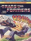 Cover for Transformers (Marvel UK, 1984 series) #12